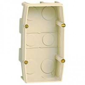 Mosaic Коробка Superbox 2 поста, глубина 40мм | 089126 | Legrand
