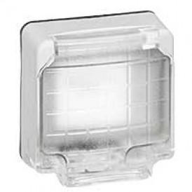 Адаптер Mosaic - для 2 модулей - монтируется в коробку Кат. № 0 904 91 | 090490 | Legrand