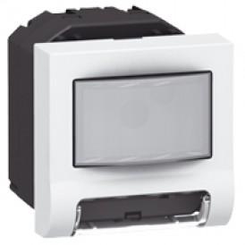 Выключатель подсветки с ИК датчиком - Программа Mosaic - 2 модуля | 078511 | Legrand