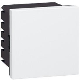 Датчик для модульного термостата - Программа Mosaic - 2 модуля - белый   076723   Legrand
