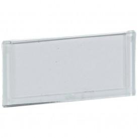 Держатель этикеток Legrand Mosaic 079152 прозрачный плоский