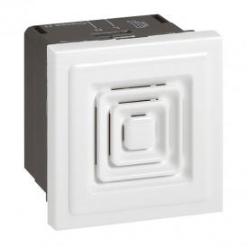 Зуммер - Программы Mosaic - 230 В - 2 модуля - белый | 076641 | Legrand