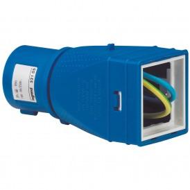 Мобильный адаптер для механизмов Mosaic 2К+З - P17 Tempra Pro - IP 55 - 16 А, 250 В~ | 052105 | Legrand