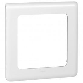 Рамка для контроллера управления освещением Legrand Mosaic 078839 белая