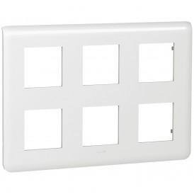Рамка Mosaic 2X3X2 модуля | 078832 | Legrand