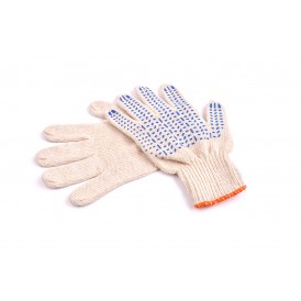Перчатки Х/Б с покрытием ПВХ