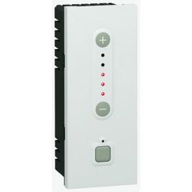 Светорегулятор - Программа Mosaic - 5 модулей - с нейтралью - 3-проводной - 1000 Вт - белый | 078402 | Legrand