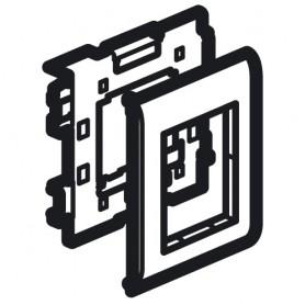 Суппорт 2м MOSAIC кр.75 для кабель-каналов Metra | 638002 | Legrand