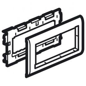 Суппорт 6м MOSAIC кр.75 для кабель-каналов Metra | 638004 | Legrand