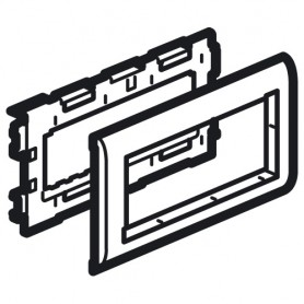 Суппорт Mosaic - 6 модулей - для кабель-каналов Metra 160x50 | 638088 | Legrand