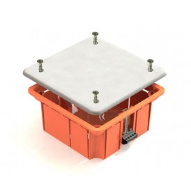 Коробка распаячная  92х92х45 для полых стен GE41022
