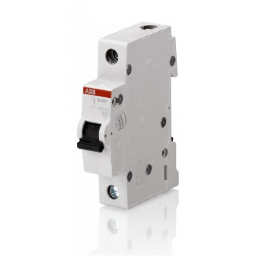 Автомат ABB 25А однополюсный SH201L C25 4,5кА