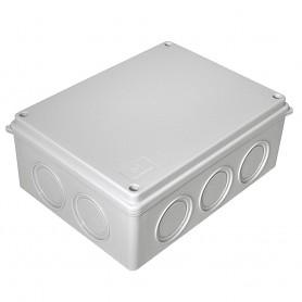 Коробка расп. для о/п 200х150х75 б/г безгалогенная (HF) (16шт/кор) 40-0321 | 40-0321 | Промрукав