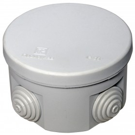 Коробка расп. для о/п 80*50 IP55 40-0120 | 40-0120 | Промрукав