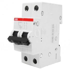 Автомат.выкл-ль 2-полюсной SH202L C63