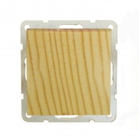 Выключатель 1-кл.  (схема 1) 16 A, 250 B (сосна) LK60 | 860125| Экопласт