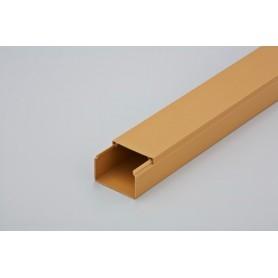 MEX 16Х16B Миниканал 16х16 мм (коричневый) | 77002В-2 | Ecoplast