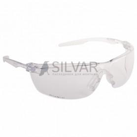 Очки защитные открытые О88 SURGUT (2С-1, 2 РС) мягкий носоупор