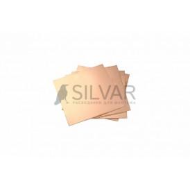 Стеклотекстолит двухсторонний СФ1. 5-2-0. 35 100х100 мм REXANT