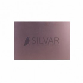 Стеклотекстолит 2-сторонний 100x150x1. 5 мм 35/35 (35 мкм) REXANT