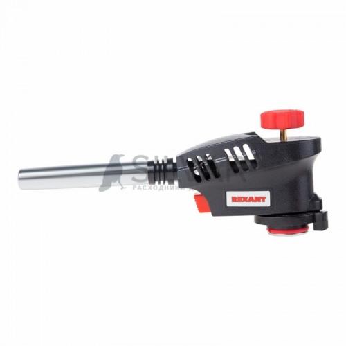 Газовая горелка-насадка GT-30 с пьезоподжигом паяльного типа REXANT