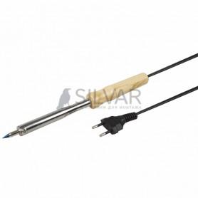 Паяльник ПД PROconnect,  220 В,  85 Вт,  деревянная ручка,  блистер