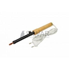 Паяльник ПД REXANT,  230 В/25 Вт,  деревянная ручка,  ЭПСН