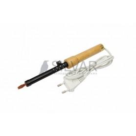 Паяльник ПД REXANT,  220 В/65 Вт,  деревянная ручка,  ЭПСН