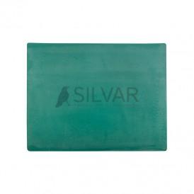 Коврик антистатический термостойкий 230х180х1. 5 ммзеленый
