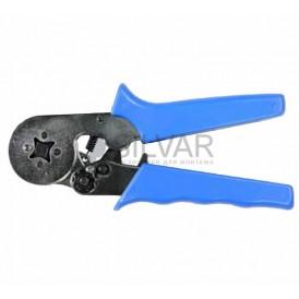 Кримпер для обжима штыревых наконечников 0. 25-6. 0 мм² (ht-864)