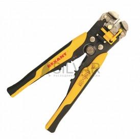 Инструмент для зачистки кабеля 0. 2-6. 0 мм² и обжима наконечников (ht-766) REXANT