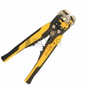 Инструмент для зачистки кабеля 0. 2-6. 0 мм² и обжима наконечников (HT-766) (HY-371) PROconnect