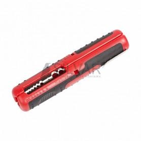 Инструмент для зачистки кабеля 6. 0, 4. 0, 2. 5, 1. 5, 1. 0, 0. 5 мм² (ht-342)