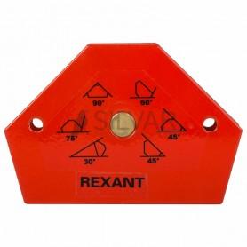 Магнитный угольник-держатель для сварки на 6 углов усилие 11, 3 кг REXANT