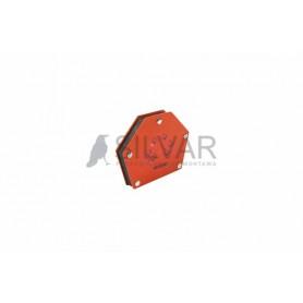 Магнитный угольник-держатель для сварки на 6 углов усилие 22, 6 кг REXANT