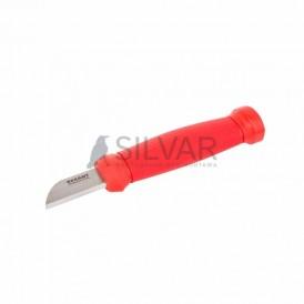 Нож монтажника,  нержавеющая сталь,  лезвие 42 мм REXANT