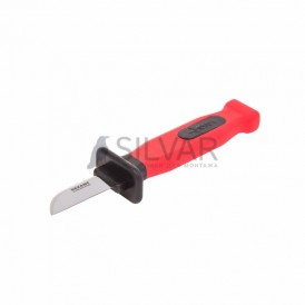 Нож монтажника,  нержавеющая сталь,  лезвие 50 мм REXANT