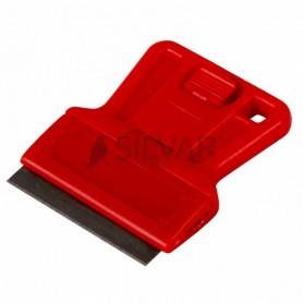 Скребок «мини» с фиксированным лезвием,  пластик REXANT