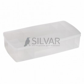 Ящик универсальный пластиковый для инструмента PROconnect,  260х120х55 мм