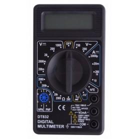 Портативный мультиметр M832 (DT832) PROconnect