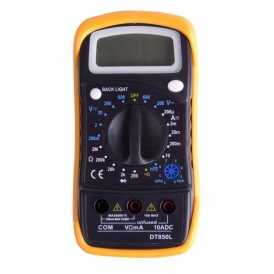 Универсальный мультиметр MAS830L (DT850L) PROconnect