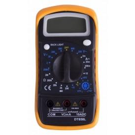 Универсальный мультиметр MAS838L (DT858L) PROconnect
