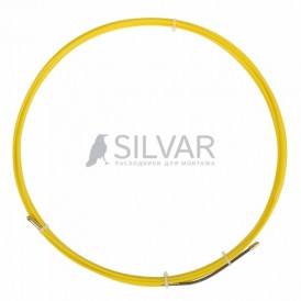 Протяжка кабельная PROconnect (мини УЗК в бухте),  стеклопруток,  d=3, 0 мм,  5 м