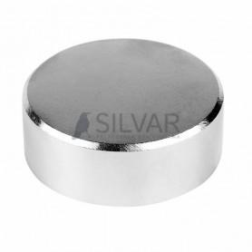 Неодимовый магнит диск 40х15мм сцепление 58 Кг Rexant