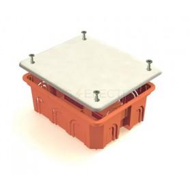 GE41008  Коробка распаячная для скрытого монтажа 120х92х45мм,  IP20 (98шт)