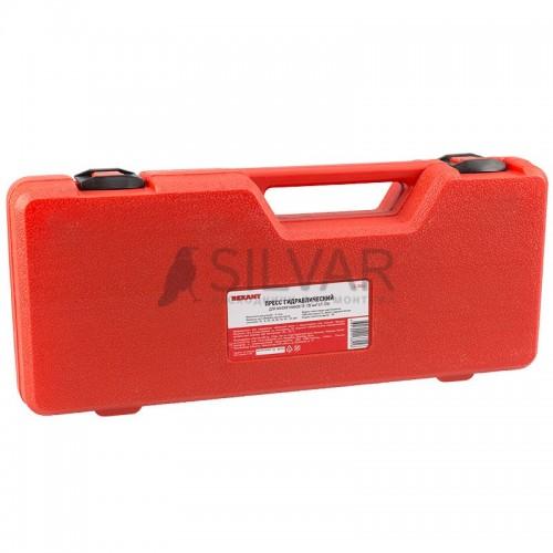 Пресс гидравлический для наконечников 10-120 мм² (CT-120) REXANT