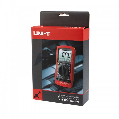 Автомобильный мультиметр UNI-T UT107