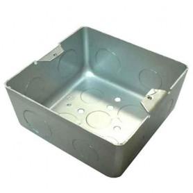 Коробка для люков LUK/1.5BR,  LUK/1.5AL в пол,металлическая для заливки в бетон| 70116 | Ecoplast
