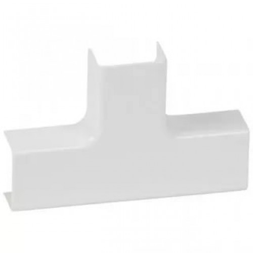 030224 Ответвление Т-образное для кабель-канала 20x12,5мм, цвет белый