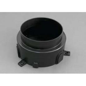 Коробка для люка LUK/2 в пол пластиковая для заливки в бетон